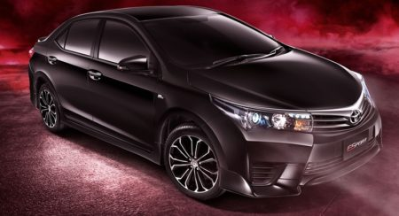 Toyota Corolla Altis ESport launched in Thailand