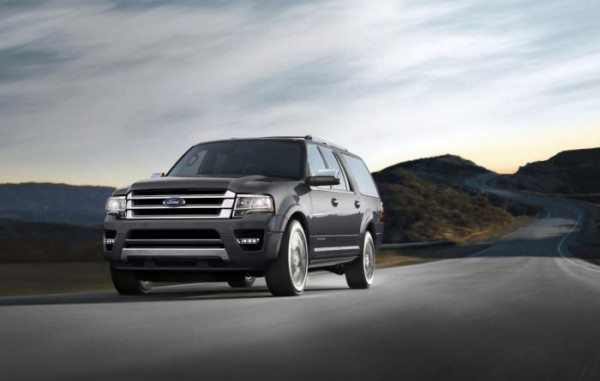 2015 Ford Expedition images