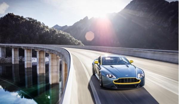 Aston Martin V8 Vantage Special Edition model Revealed ahead of Geneva debut