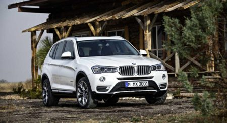 New 2015 BMW X3 facelift Images & Details