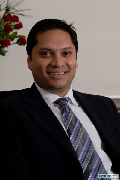Anirudh Bhuwalka, MD and CEO, AMW Motors Ltd