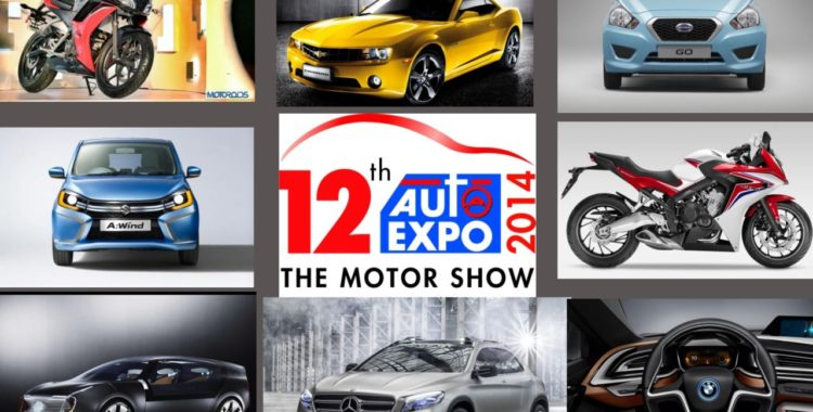 Auto Expo 2014 Best Live Coverage 750x380 Auto Expo 2014: Exhaustive Live Coverage – Images, Details and Reports