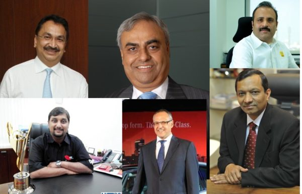 Auto Industry leaders