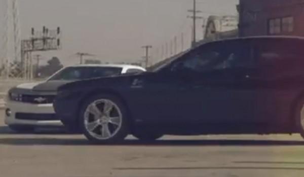 BFgoodrich tyres Camaro challenger
