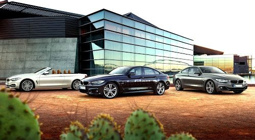 New BMW 4 Series Gran Coupe Leaked; Geneva Debut