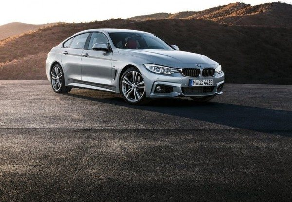 Revealed- BMW 4 Series Gran Coupe; Geneva debut