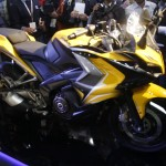 Bajaj Pulsar SS400 Image Gallery From Auto Expo 2014
