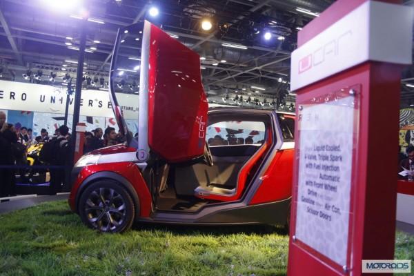 Bajaj U car Auto Expo 2014 (3)