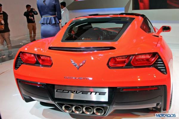 Chevrolet Corvette C7 at Auto Expo 2014 (14)