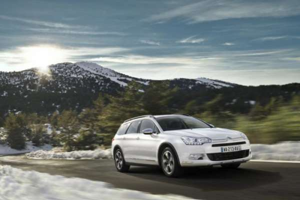Citroen C5 CrossTourer images 1