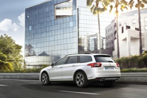 Citroen C5 CrossTourer images 3