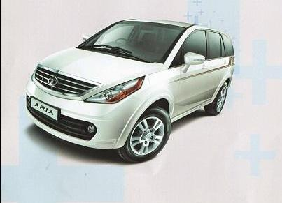 More Powerful Tata Aria facelift Launch Soon; Brochure Scans inside