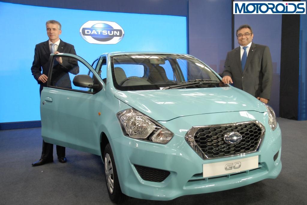 Datsun Go starts production