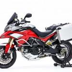 Ducati Multistrada 1200 Toubkal: Added Oomph!