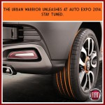 Fiat Punto Avventure (Cross Punto) teased ahead of Auto Expo 2014