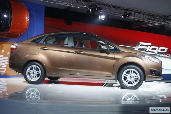 2014 Ford Fiesta facelift