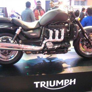 Harley davidson India Street 750 Auto Expo 2014 (1)