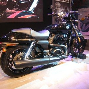Harley davidson India Street 750 Auto Expo 2014 (10)