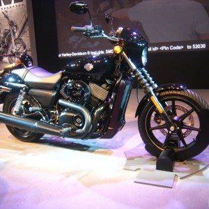 Harley davidson India Street 750 Auto Expo 2014 (11)