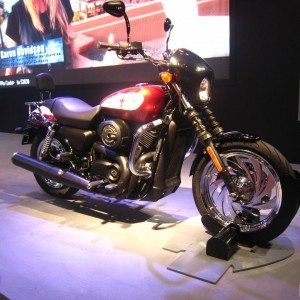 Harley davidson India Street 750 Auto Expo 2014 (14)