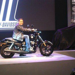 Harley davidson India Street 750 Auto Expo 2014 (3)
