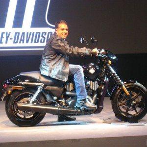 Harley davidson India Street 750 Auto Expo 2014 (4)