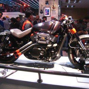 Harley davidson India Street 750 Auto Expo 2014 (6)