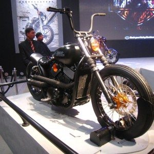 Harley davidson India Street 750 Auto Expo 2014 (9)