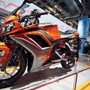Hero HX250R auto Expo 2014 (27)