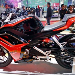 Hero to sell HX250R in Europe