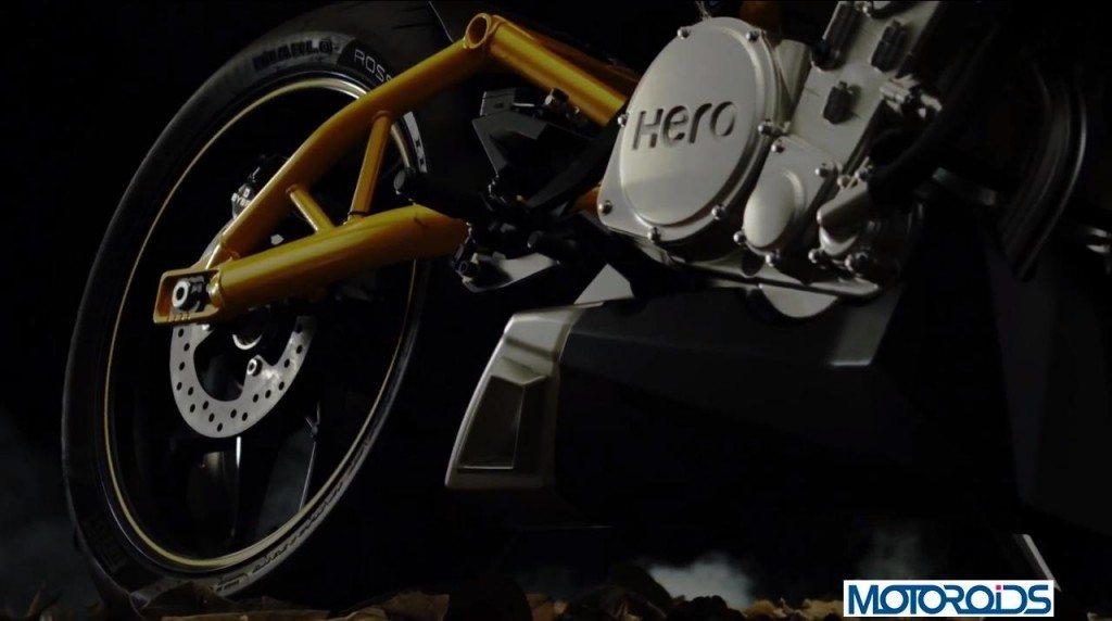 Hero Hastur technical specifications