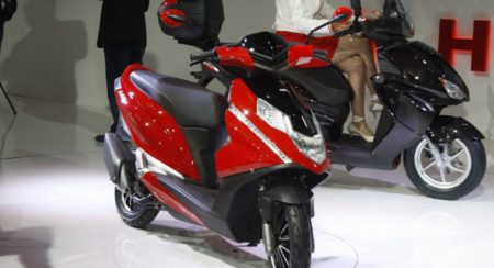 Hero Motocorp dare Scooter Auto Expo 2014 (2)