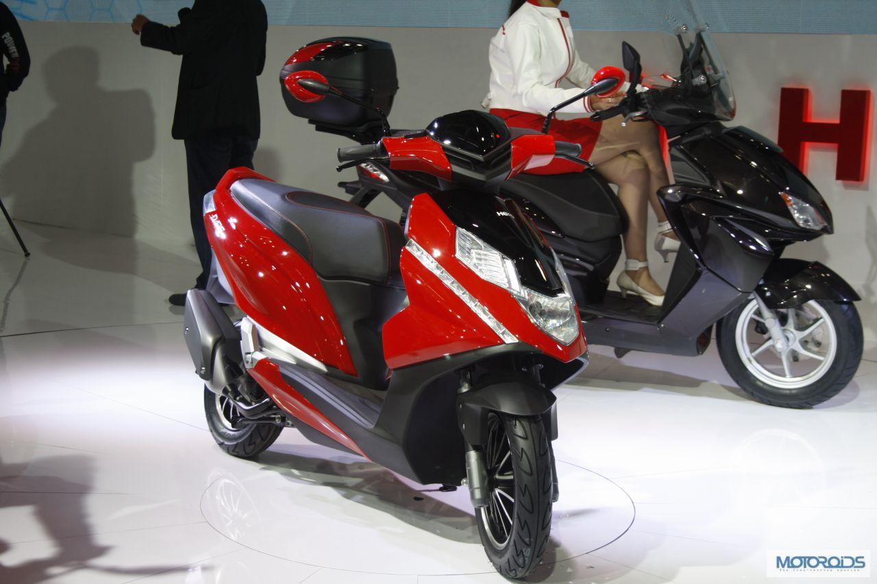 Hero Motocorp Dare Technical Specs And Image Gallery Auto