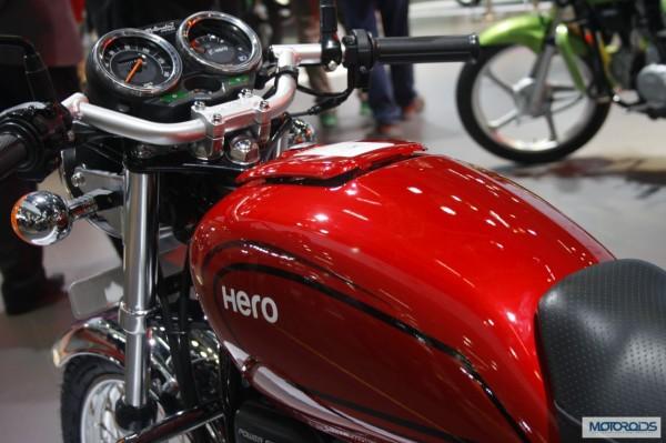 Hero Splendor Pro Classic Auto expo 2014 (16)