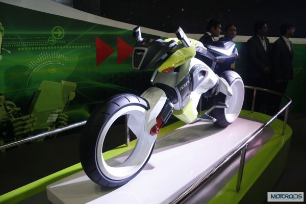 Hero ion concept Auto Expo 2014 (1)