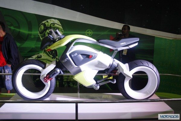 Hero ion concept Auto Expo 2014 (8)