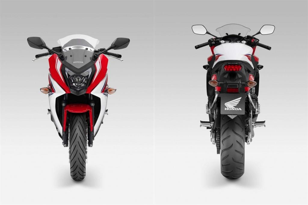 Honda CBR650R India launch