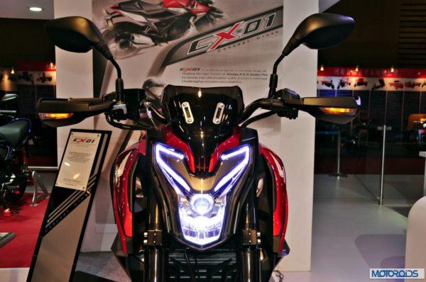 Honda CX-01 Concept Auto Expo 2014 (2)