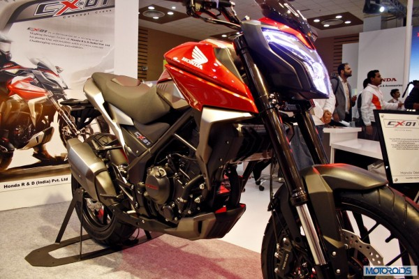 Honda CX-01 Concept Auto Expo 2014