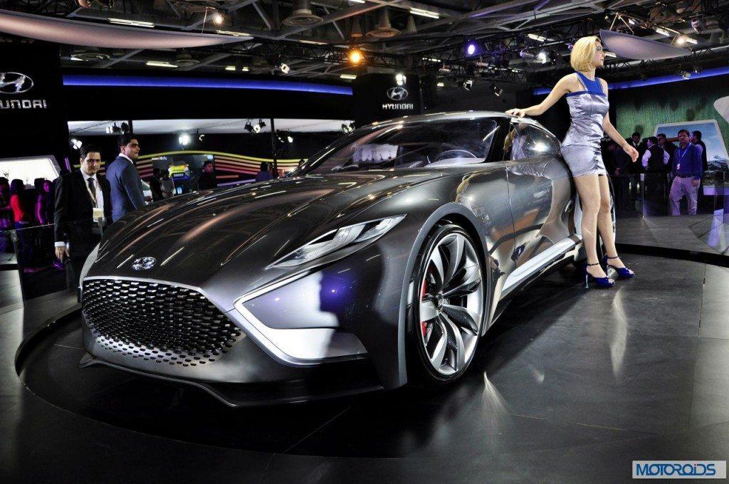 Hyundai HND-9 Venace Concept Auto Expo 2014 (2)