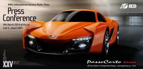 Hyundai PassoCorto concept ied images 1