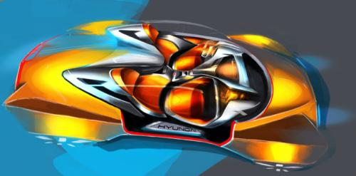 Hyundai PassoCorto concept ied images 3