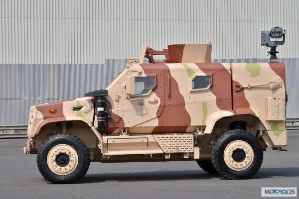 Image 2 - LAMV (Light Armoured Mobility Vehicle)