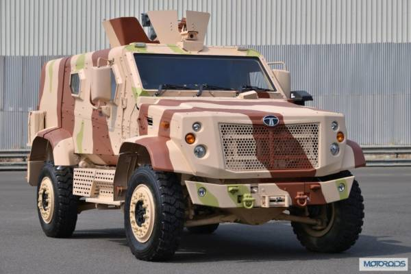 Image 3 - LAMV (Light Armoured Mobility Vehicle)