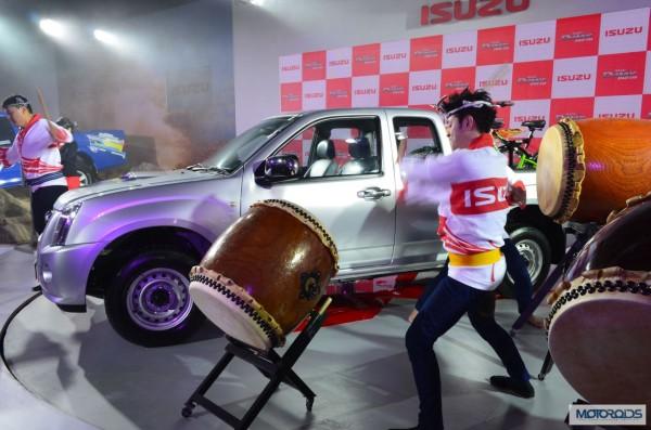 Isuzu Motors MU-T Suv Auto expo 2014 (2)