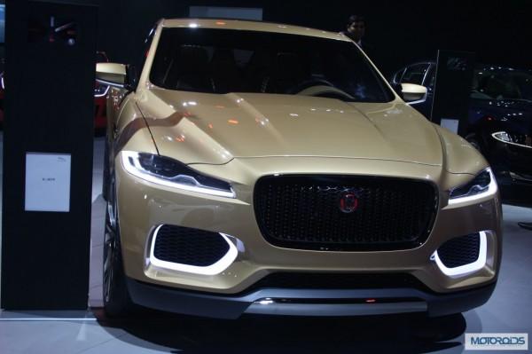 Jaguar CX17 Auto Expo 2014 (2)