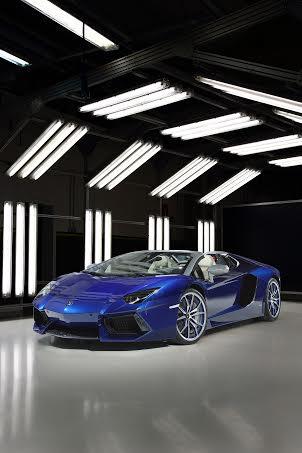 Lamborghini Ad Personam Personalization Program 1