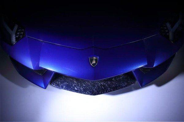 Lamborghini Ad Personam Personalization Program 2