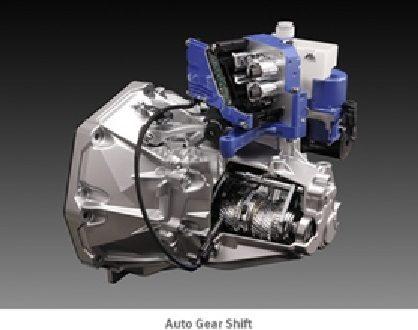 Maruti Auto gear Shift