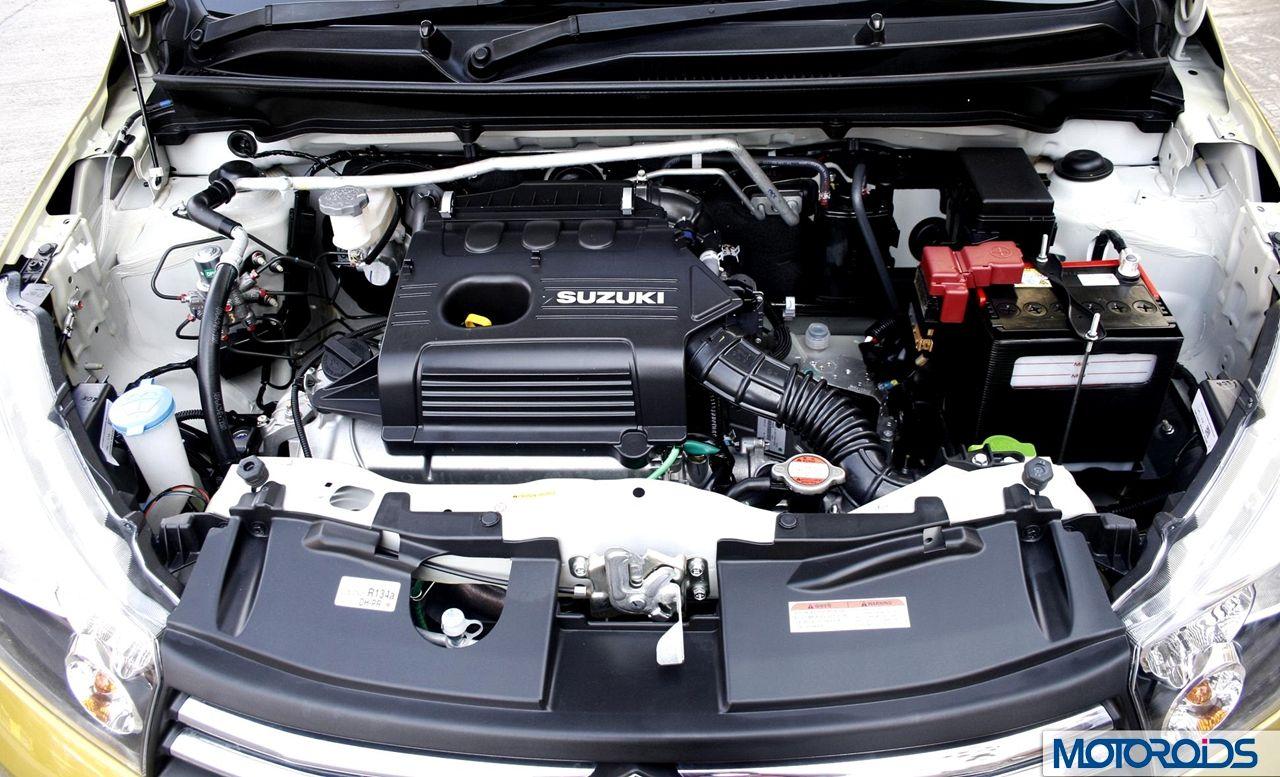 Maruti Suzuki Celerio Amt Review Images Price And Specs